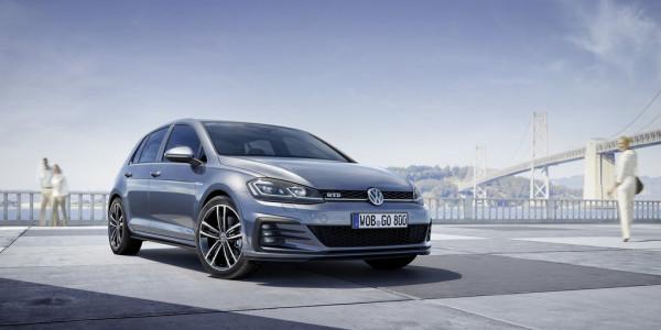 Volkswagen Golf GTD. Foto: spothits/VW