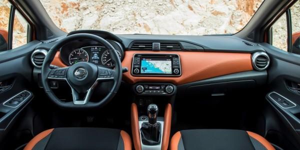 Nissan Micra. Foto: spothits/ampnet/Nissan
