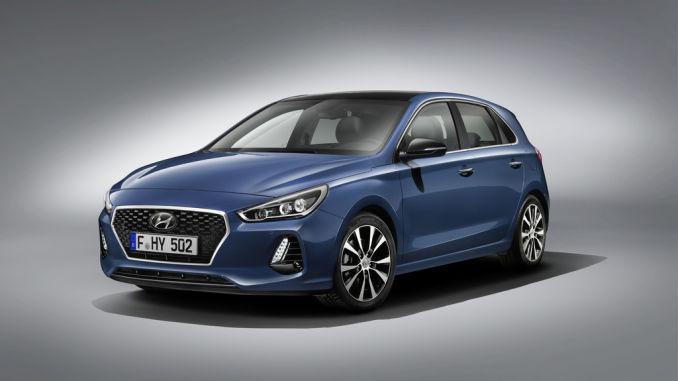 Händlerpremiere für Hyundai i30 am 28. Januar. Foto: spothits/Hyundai