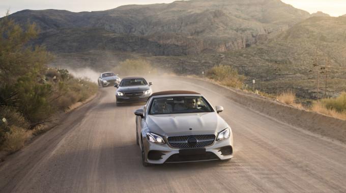 Mercedes E-Klasse Cabriolet. Foto: spothits/ampnet/Daimler
