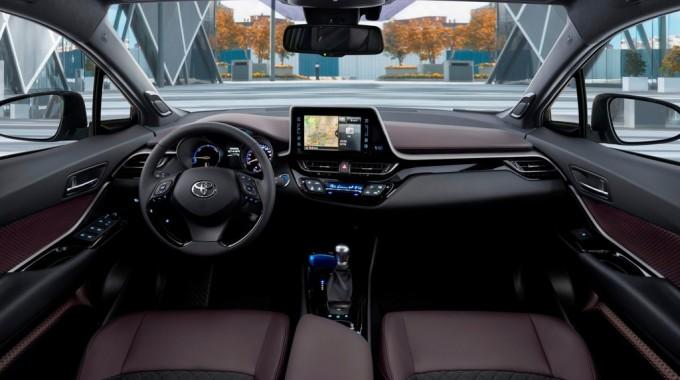Toyota C-HR. Foto: spothits/ampnet/Toyota