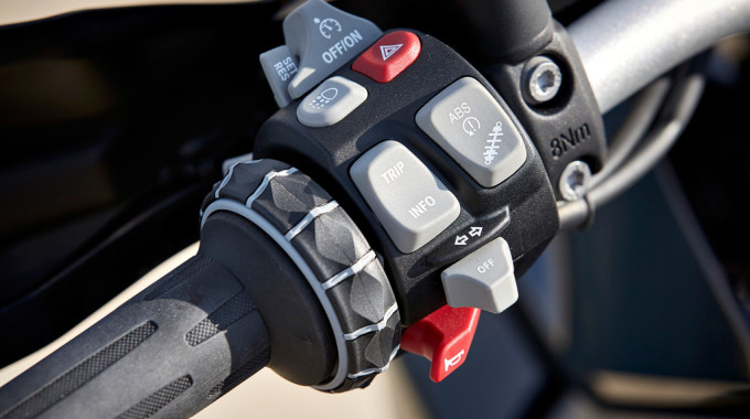 BMW R 1200 GS Rallye. Foto: spothits/ampnet/BMW