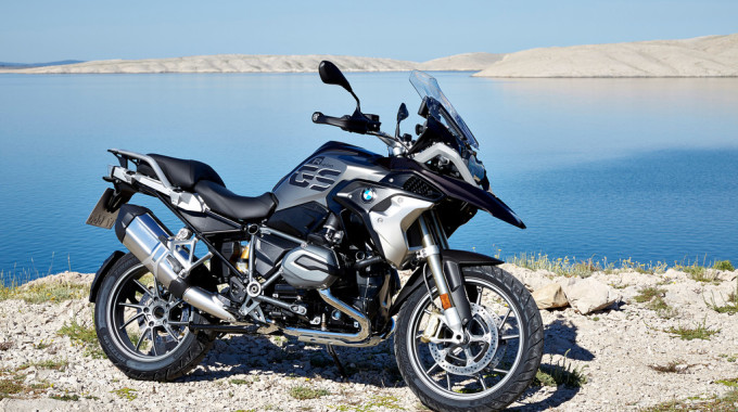 BMW R 1200 GS Exclusive. Foto: spothits/ampnet/BMW