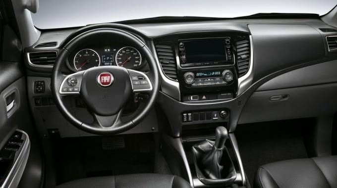 Fiat Fullback. Foto: spothits/ampnet/Fiat