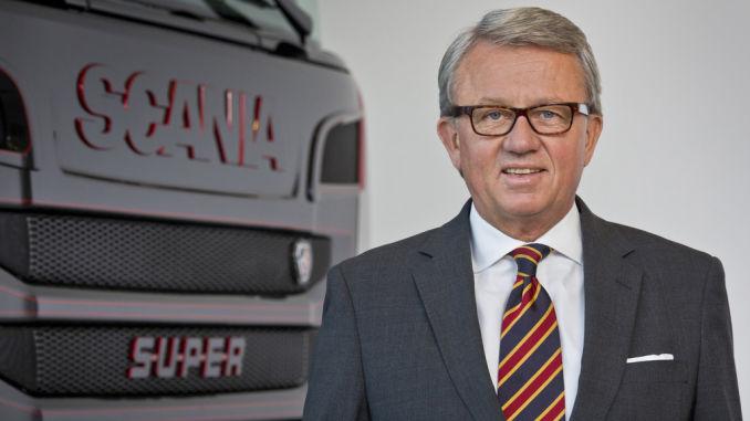 Peter Hornig. Foto: spothits/ampnet/Scania