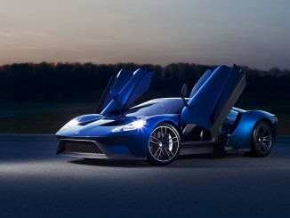 Ford GT. Foto: spothits/ampnet/Ford
