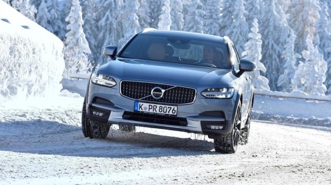 Volvo V90 Cross Country. Foto: spothits/ampnet/Volvo