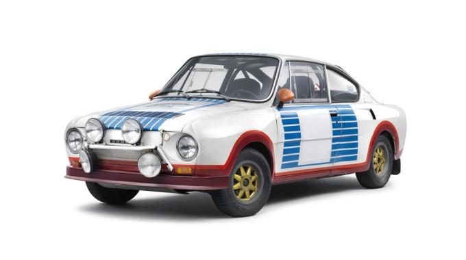 Skoda 130 RS (1975–1983). Foto: spothits/ampnet/Skoda