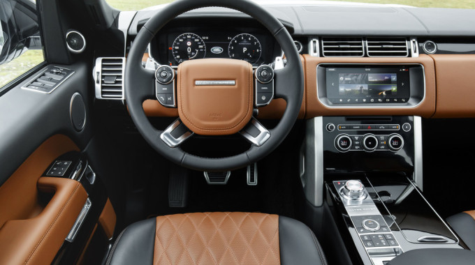 Range Rover SV Autobiography Dynamic. Foto: spothits/ampnet/Land Rover