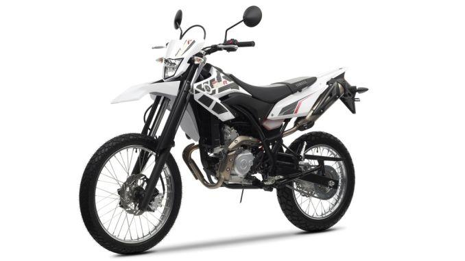 Yamaha WR 125 R. spothits/ampnet/Yamaha