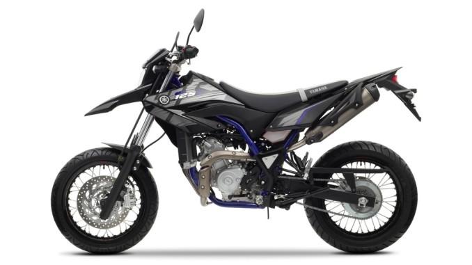 Yamaha WR 125 X. spothits/ampnet/Yamaha