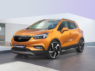 Opel Mokka X mit Irmscher-Zubhör. Foto: spothits/ampnet/Opel