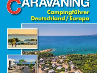 Neuer ECC Campingführer 2017 ist da. Foto: spothits/Drei Brunnnen Verlag