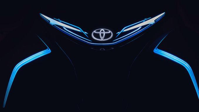 Genf 2017: Toyota i-TRIL Concept feiert Premiere. Foto: spothits/Toyota