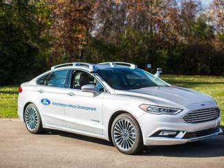 Ford investiert in künstliche Intelligenz bei Argo AI. Foto: spothits/Ford