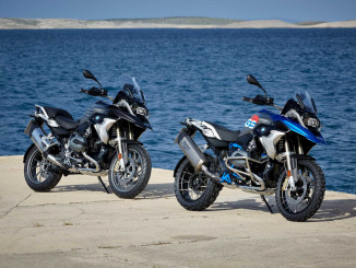 BMW zeigt Modellpalette auf Hamburger Motorradtagen. Foto: spothits/BMW