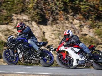 Michelin Power RS: Neuer Reifen für Straßensportler. Foto: spothits/Michelin