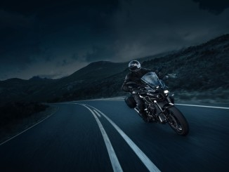 Yamaha MT-10 Tourer Edition am Start. Foto: spothits/Yamaha