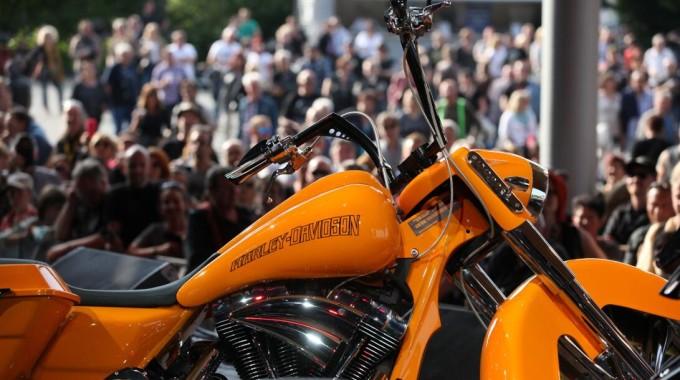 Harley-Davidson Events. Foto: spothits/Harley-Davidson
