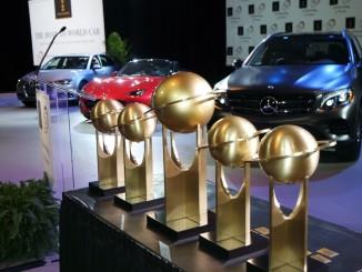 """""""World Car of the Year 2016"""": Die Preise und die Finalisten. Foto: spothits/Peter Schwerdtmann"""