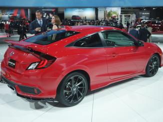 Honda Civic Si Prototyp. Foto: spothits/ampnet/Honda