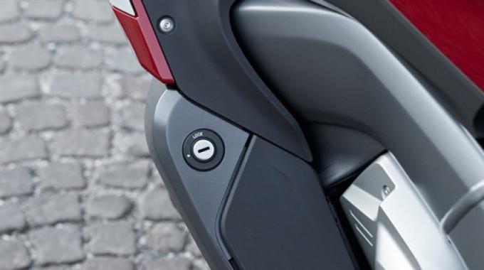 BMW K 1600 GT. Foto: spothits/ampnet/BMW