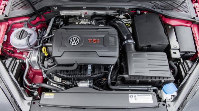 Volkswagen Golf GTI. Foto: spothits/ampnet/VW