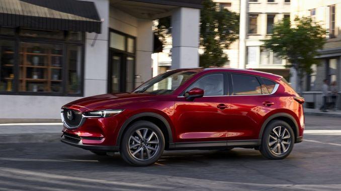 Mazda CX-5. Foto: spothits/ampnet/Mazda