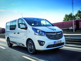 Opel Vivaro Sport. Fotos: spothits/ampnet/Opel