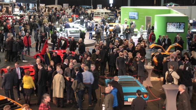 Bremen Classic Motorshow. Foto: spothits/ampnet/Tim Westermann