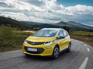 Opel Ampera-e. Foto: spothits/ampnet/Opel