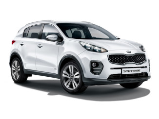 Kia Sportage Dream-Team Edition. Foto: spothits/ampnet/Kia