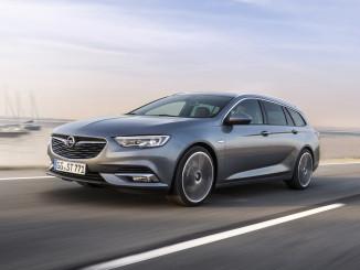 Opel Insignia Sports Tourer. Foto: spothits/ampnet/Opel