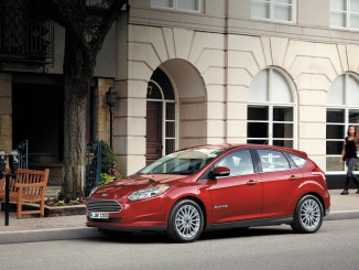 Ford Focus Electric. Foto: spothits/ampnet/Ford