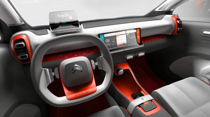 Citroen C-Aircross Concept. Foto: spothits/ampnet/Citroen