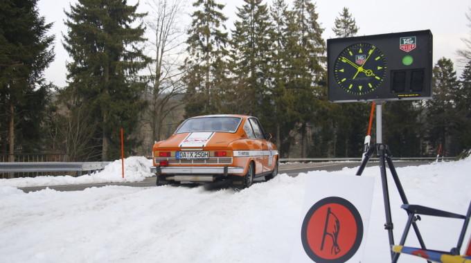 Skoda 110 R von 1978. Foto: spothits/ampnet/Skoda