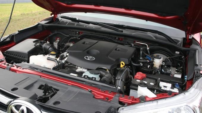 Toyota Hilux Extra Cab. Foto: spothits/ampnet