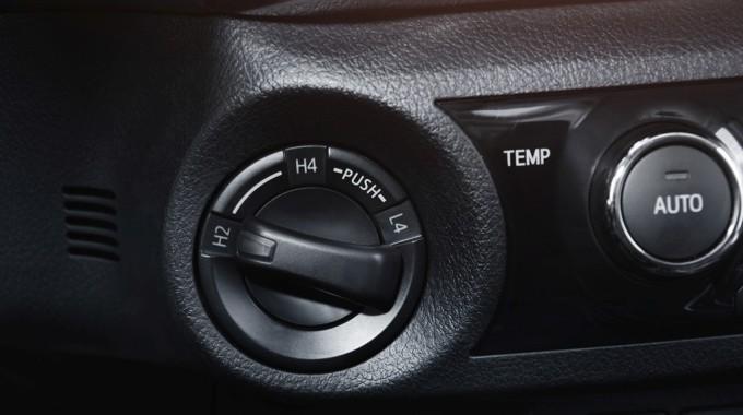 Toyota Hilux. Foto: spothits/ampnet/Toyota