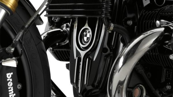 BMW spendiert R nineT Costomizing-Teile. Foto: spothits/BMW