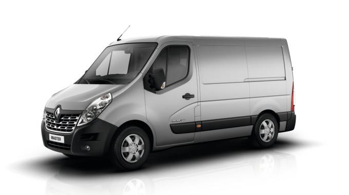 Renault Master. Foto: spothits/Renault