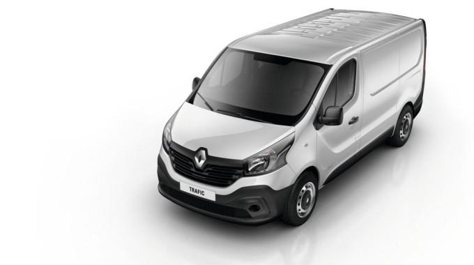 Renault Trafic. Foto: spothits/Renault
