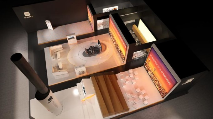 Mobile World Congress: Seat enthüllt Elektro-Prototyp. Foto: spothits/Seat