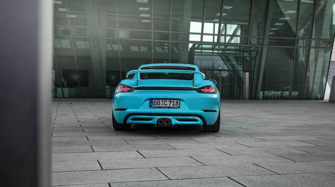 Genf 2017: Techart feiert Porsche-Weltpremieren. Foto: spothits/Techart
