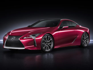 Designpreis für Lexus LC. Foto: spothits/Lexus