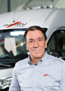 Malibu Van: Martin Heinen neuer Verkaufsleiter. Foto: spothits/Carthago