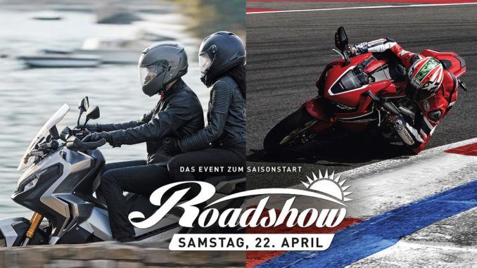 Honda-Motorrad: Roadshow zum Saisonauftakt. Foto: spothits/Honda