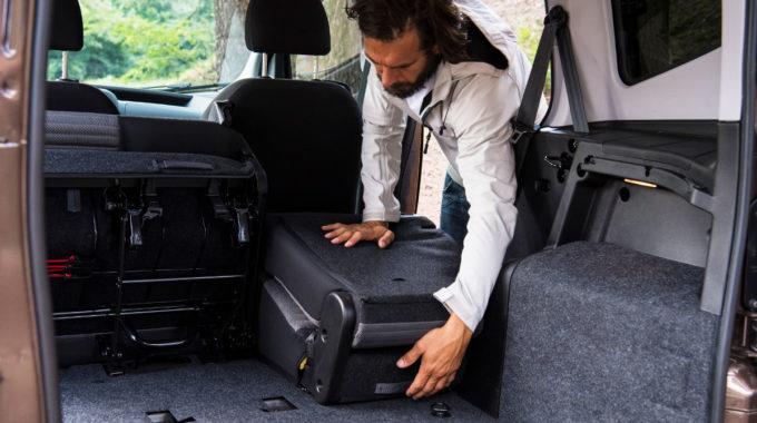 Test Fiat Qubo Trekking 1.3 Multijet. Foto: spothits/Fiat
