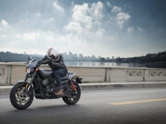 Harley-Davidson Street Rod. Fotos: spothits/Harley-Davidson