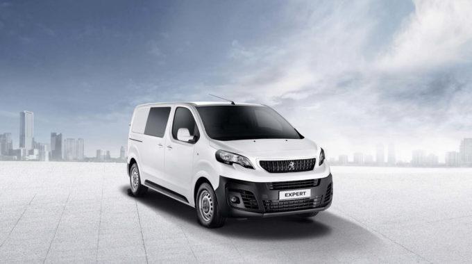 Peugeot Expert TwinCab Edition. Foto: spothits/Citroen