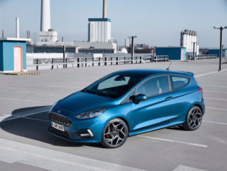 Genf 2017: Ford Fiesta ST mit 200 PS. Foto: spothits/Ford